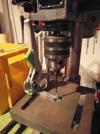 Drill Press - CoMakingSpace Wiki